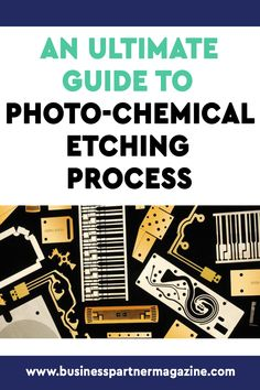Photochemical etching is a process that uses photo-reactive resistance for fabricating metal parts. This process helps in #manufacturing metal parts based on desired dimensions. #photoetching #technology