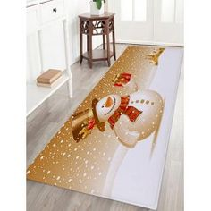 twinkledeals Christmas Rugs, Christmas Snowman, Merry Christmas, Floor Patterns, Wall Patterns, Fleece Patterns, Flooring For Stairs, Rug Material, Bath Rugs