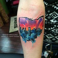 ohio tattoos - Google Search