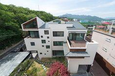 주택 디자인 검색: 정릉 주택 당신의 집에 가장 적합한 스타일을 찾아 보세요