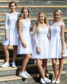 Girls Easter Dresses, Dresses For Teens, Simple Dresses, Nice Dresses, Flower Girl Dresses, Girls White Dress, Cheap Homecoming Dresses, Gala Dresses, Communion Dresses