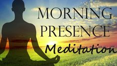 This 10 minute guided meditation will fill your morning full of presence. Enjoy the day in the present moment, a great mindfulness meditation. Morning Meditation, Daily Meditation, Chakra Meditation, Meditation Music, Mindfulness Meditation, Yoga Music, Meditation Space, Meditation Youtube, Meditation For Beginners