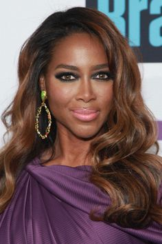 Kenya Moore Ms. Gone with the Wind Fabulous is back for another season of #RHOA can't wait