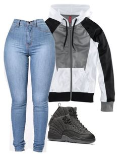 """""""Untitled #489"""" by tdgaaf on Polyvore featuring H&M and NIKE"""