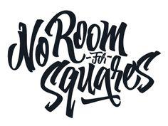 No Room For Squares by Yury Veselov