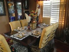 Pollyanna Reinvents: Laurie's Frenchy Decor!