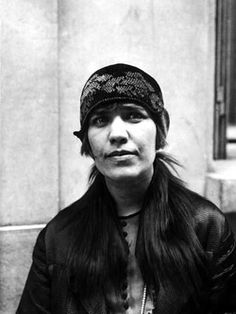 Maria Rasputin. Daughter of the infamous Russian Holy Man. She eventually worked in a circus as a lion tamer. She officially recognized Anna Anderson as the missing Grand Duchess Anastasia only to recant her statement shortly thereafter.