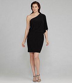 $70.80 Jessica Simpson Woman OneShoulder Dress #Dillards