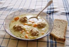 Hungarian Recipes, Minion, Cheeseburger Chowder, Soup Recipes, Oatmeal, Breakfast, Food, Soups, Smoothies