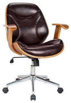 Bürostuhl ergonomisch holz  Amstyle AMSTYLE Kinder-Schreibtischstuhl KiKa Schwarz Pink für ...