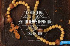 Mai, le mois du Rosaire