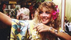 Stevie Nicks in Hawaii