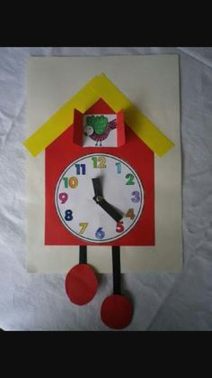 Related Posts:Homemade clock ideasClock project idea for kidsClock learning to tell timeClock project ideasClock project ideas for kidsClock project for school Projects For Kids, Diy For Kids, Diy And Crafts, Crafts For Kids, Project Ideas, Paper Clock, Clock Craft, Clock For Kids, Elementary Art
