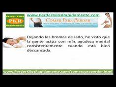 Perder Grasa Abdominal: ¿Dormir te Ayuda a Quemar Grasa? - WHATCH THE VIDEO HERE:  - http://www.how-lose-weight-fast.co/videos/perder-grasa-abdominal-dormir-te-ayuda-a-quemar-grasa/ -