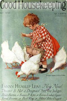 "Tin Sign Children Wall Decor little girl feeding the chickens Metal Plate 8X12"" leotie fashion&lifestyle,http://www.amazon.com/dp/B00J7N54ES/ref=cm_sw_r_pi_dp_CZACtb0Q7W9RF34C"