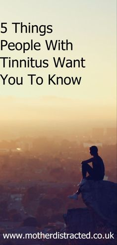 5 Things People With Tinnitus Want You To Know - Mother Distracted Antibiotics For Sinus Infection, Types Of Sound, Thing 1, Acupressure Points, Want You, Natural Cures, Chronic Illness, Health Problems, Fibromyalgia