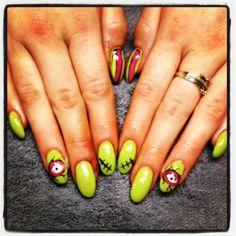 Zombie nails!!!