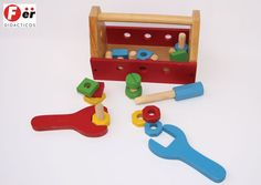 Caja de herramientas / www.facebook.com/ferdidacticos.mty