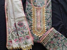 Neck Designs For Suits, Neckline Designs, Designs For Dresses, Dress Neck Designs, Blouse Designs, Pakistani Fashion Casual, Pakistani Dress Design, Designer Punjabi Suits, Indian Designer Outfits