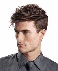 Great short men's cut