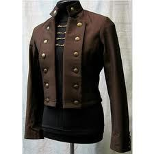 steampunk jackets - Google Search