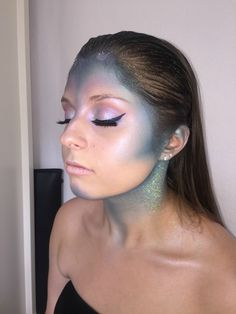 Mermaid Makeup Is the New Instagram Trend You Won't Be Able to Stop Staring At More