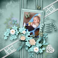 *Dreaming On* by Vanessas' Creations http://scrapfromfrance.fr/shop/index.php… http://www.digiscrapbooking.ch/shop/index.php…