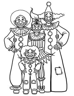 This is the first in line of a few circus related digis I did a while back, I'll be adding more in the coming weeks so be sure to. Adult Coloring Pages, Coloring Books, Send In The Clowns, Rainy Day Activities, Circus Theme, Line Patterns, Digi Stamps, Children's Book Illustration, Crafty