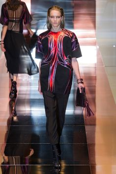 Gucci Milan Fashion Week Spring 2014...