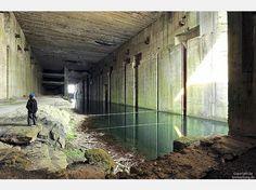 """U-Boot-Bunker """"Valentin"""" in Bremen"""