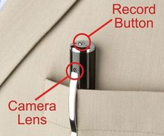 Pen- camera & recorder New Technology Gadgets 2013