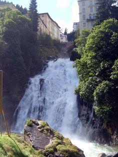 Die Ache in Bad Gastein Bilder Fluss/See/Wasserfall Wasserfall