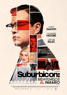 Suburbicon - IMDb - Directed by George Clooney. With Matt Damon, Julianne Moore, Oscar Isaac, Glenn Fleshler. Matt Damon, Julianne Moore, Oscar Isaac, George Clooney, Fire Movie, Movie Tv, Movie Songs, Dark Castle Entertainment, Water Movie