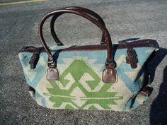 PERSIAN KELIM CARPET BAG