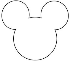 Here you find the best free Minnie Mouse Silhouette Template collection. You can use these free Minnie Mouse Silhouette Template for your websites, documents or presentations. Mickey Mouse Template, Mickey Mouse Quilt, Mickey E Minnie Mouse, Fiesta Mickey Mouse, Theme Mickey, Mickey Party, Minnie Mouse Cricut Ideas, Mickey Mouse Stencil, Minnie Mouse Outline