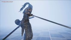 Some of the animations I created for the player character 'Senua' in HellBlade. I've worked on combat animations for both enemies and Senua. All animations on this reel are created by me except Senua's evade animations. Some of executions on this reel were not included in the game for some reason. Though, creating animation with such a narrow camera angle like this was a bit tricky for me, it was worth to try.