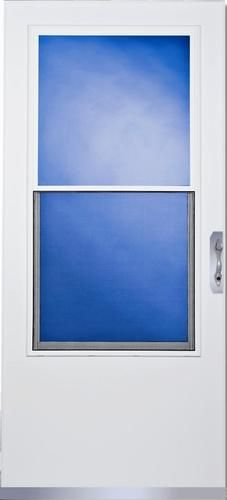 "Climaterite 32"" X 80"" White Fullview Aluminum Storm. Can You Buy Replacement Garage Door Openers. Splendor Shower Doors. Xtreme Garage Door Opener. Best Door Locks. Chamberlain Garage Door Repair. Vintage Stained Glass Doors. 3 Door Commercial Refrigerator. Interior Shaker Doors"