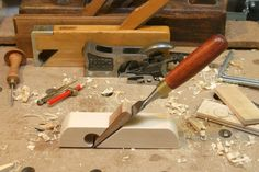 The 30 minutes MaFe chisel plane - blog. - by mafe @ LumberJocks.com ~ woodworking community