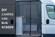 Diy Caravan, Diy Camper Trailer, Camper Van Life, Build A Camper Van, Diy Van Interior, Cheap Campers, Cheap Van, Camper Windows, Van Home