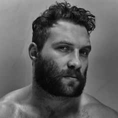Jai Courtney in the June 2015 issue of Intervew