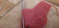 Babysocken stricken: auch für Anfänger. Die 2-Minuten-Anleitung