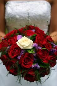 red and purple bridal bouquet - Google Search