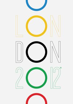 London 2012, gonna be awesome