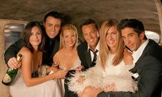 Friends - what time is it on TV? Episode 10 Series 7 cast list and ...