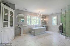 505 Widewater Road, Stafford VA 22554 | moirandco.com #fxbg #virginia #homeforsale #houseforsale #fxbgrealestate #house #home #homesweethome #acreage #customhome #custombuild #pinterestworthy #design #decor #interiordesign #bathroom #bathroomdesign #tile #custombath #custombathroom
