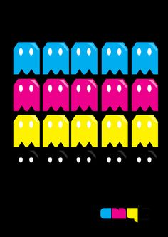 cmyk invaders (key is a sneaky bugger)