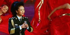 China's popular first lady takes the stage as Xi comes to the US to meet Trump — Business Insider People's Liberation Army, First Ladies, Soft Power, Donald Trump, Stage, Leather Jacket, Glamour, China, Popular