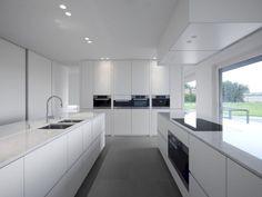 Charming Minimalist Kitchen Decor and Design Ideas (60)