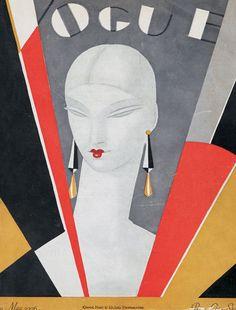New Design Magazine Cover Art Deco 59 Ideas Vogue Vintage, Vintage Vogue Covers, Art Vintage, Vintage Posters, Fashion Vintage, Trendy Fashion, Fashion Fashion, High Fashion, Fashion Ideas