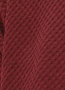 Stretch Pique Warm Maroon fabric Stretch pique Warm Maroon fabric is designed to fit snugly and securely even on the most difficult furniture #slipcovers Sectional Covers, Daybed Covers, Cushion Covers, Custom Slipcovers, Furniture Slipcovers, Shades Of Red, Stretch Fabric, Stretches, Swatch
